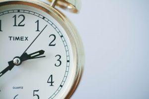 Control horas extra trabajo