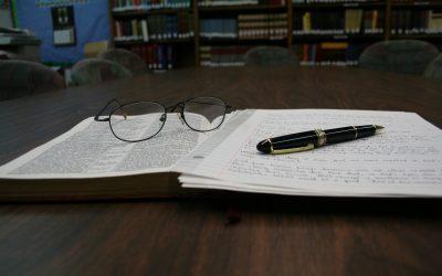El libro de actas en las fundaciones: numerado y por orden cronológico