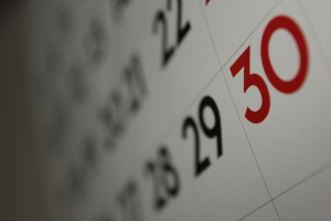 Imagen Calendario obligaciones cuarto trimestre 2017