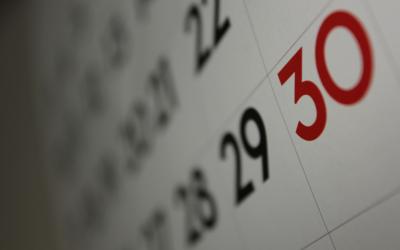 Calendario de obligaciones ante Hacienda y Protectorado – Cuarto Trimestre