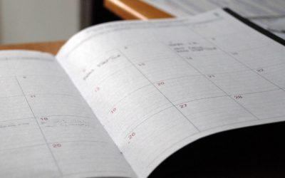 Calendario de obligaciones ante Hacienda y Protectorado 2018 | Primer trimestre