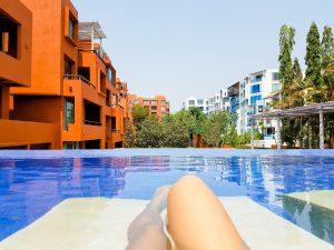Imagen Propietario de plaza de garaje con acceso a piscina