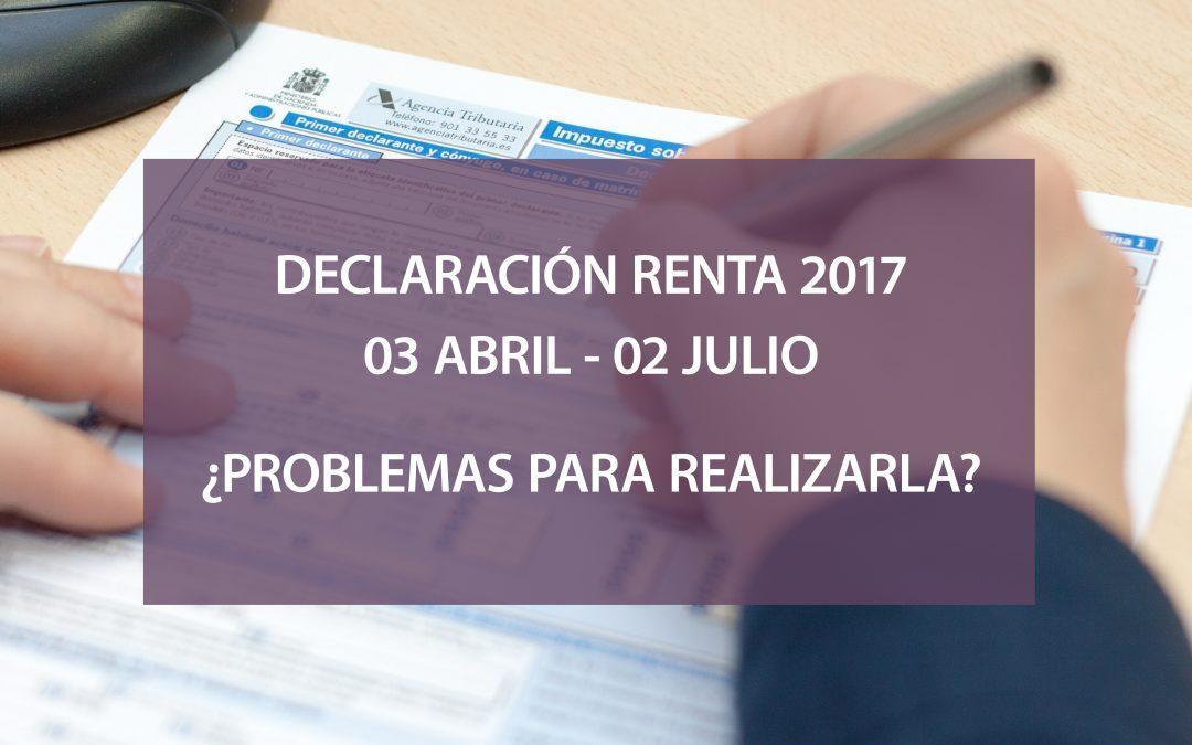 Declaración de la Renta 2017: ya no es tu tarea pendiente