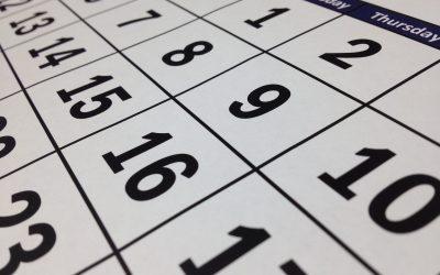 Calendario de obligaciones 2018 | Cuarto trimestre
