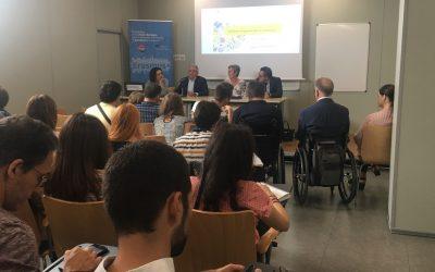 Zaragoza acoge el seminario LAB4DIS de integración laboral